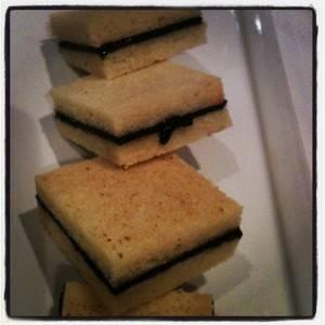 feuille de caviar