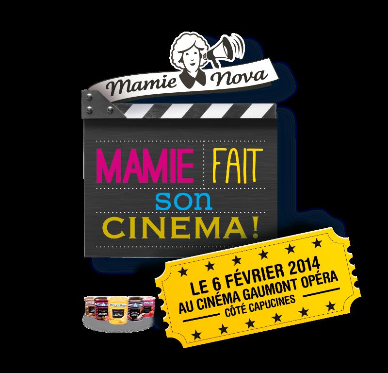 Mamie Nova Fait son Cinéma