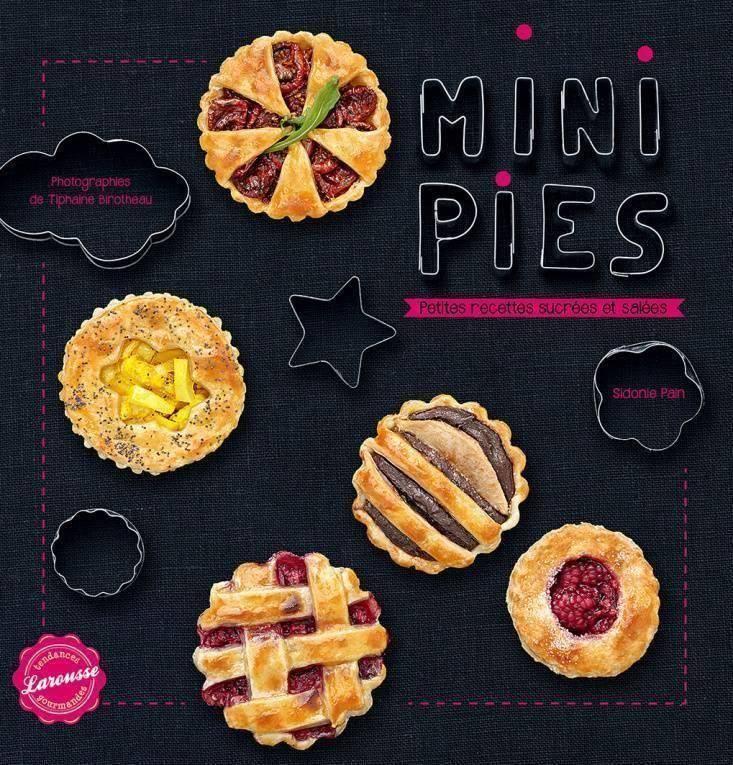 Apple Pies et Le Livre Mini Pies à Gagner