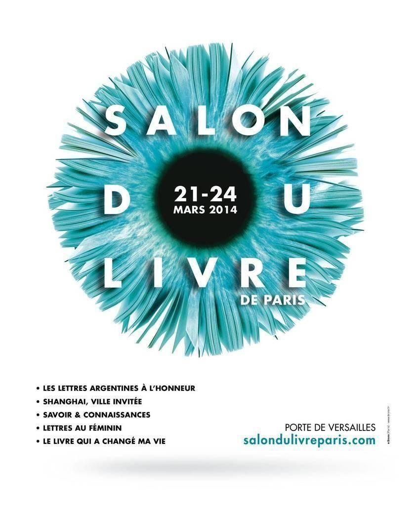 Gagner 5 Invitations au 34e Salon du livre de Paris