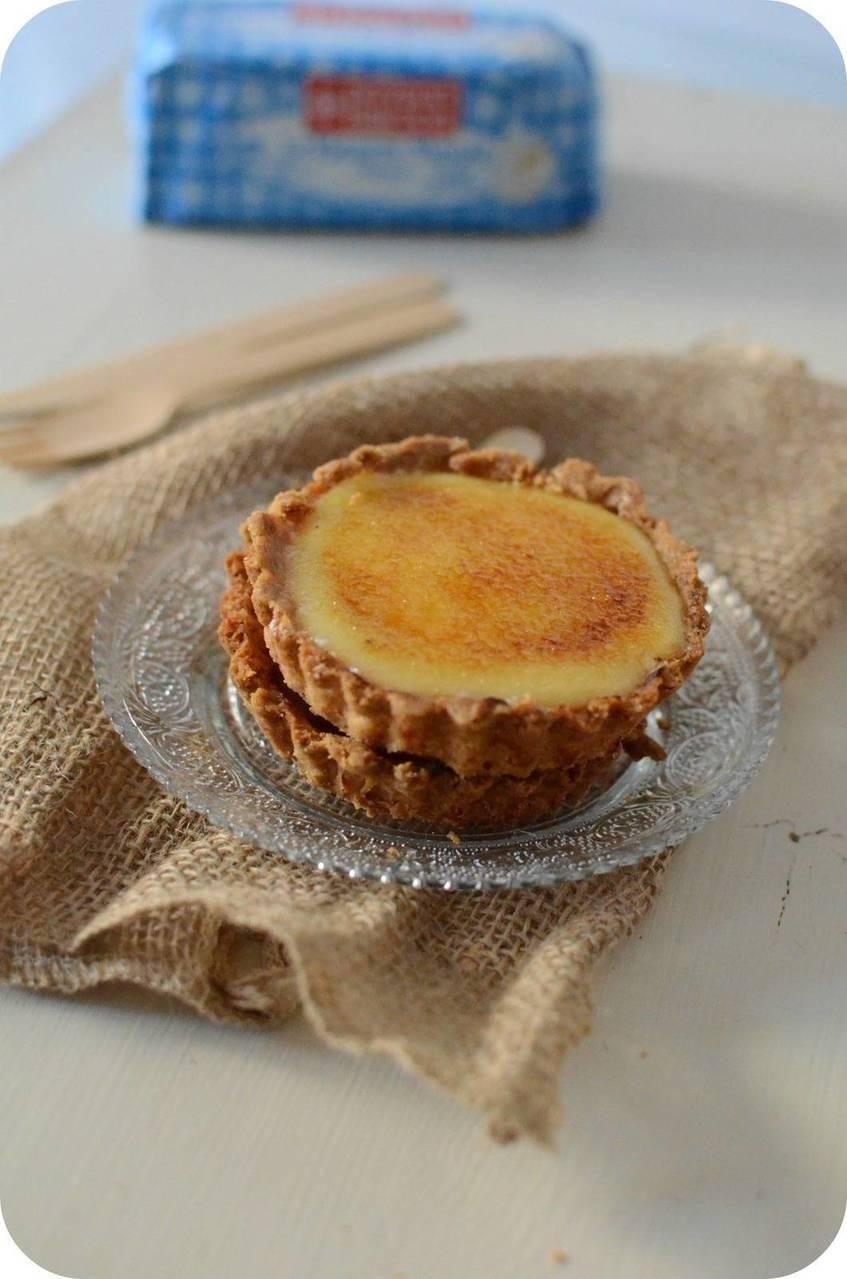 Tartelettes Caramélisées au Citron