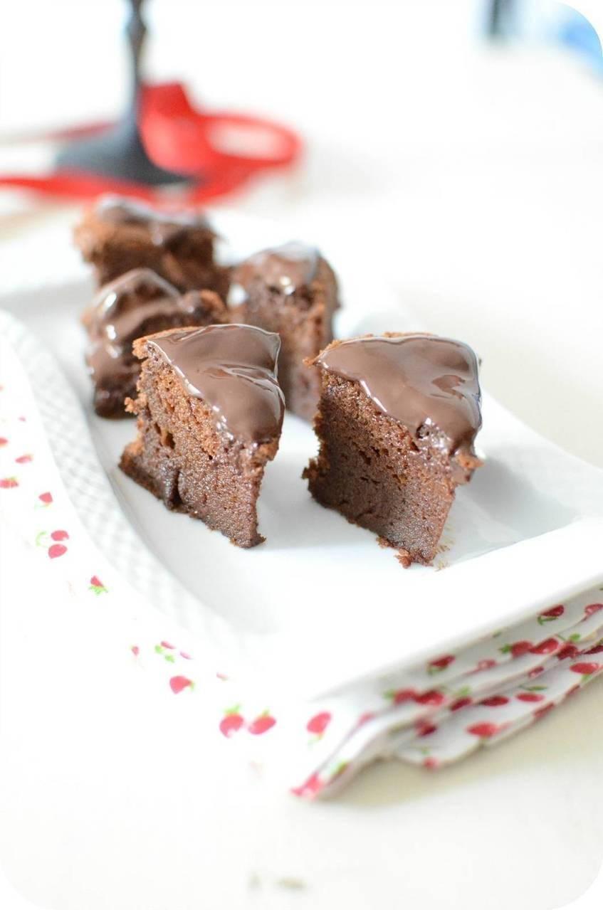 Moelleux au Chocolat sans Farine pour une Croisière Saveur