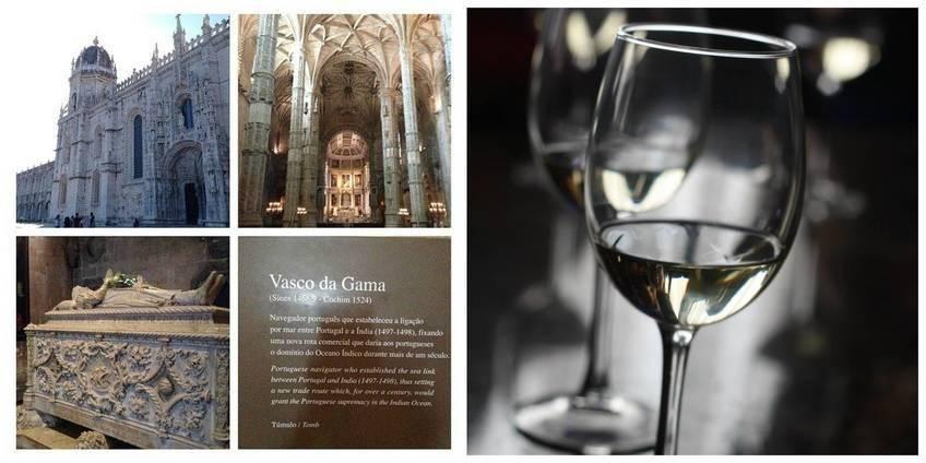 Cathédrale de Belèm et cocktail