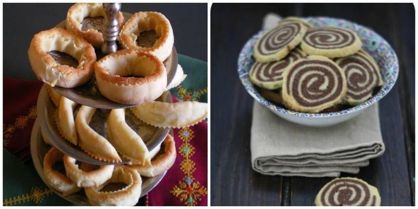 Des Idées de Gâteaux, Ghoribas et Sablés pour l'Aïd...