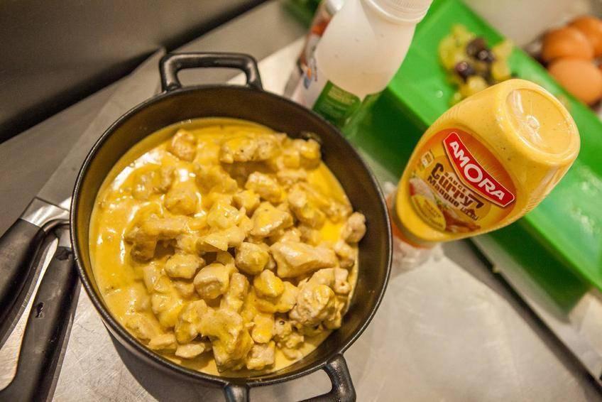 Atelier et Recettes Street-food avec Amora