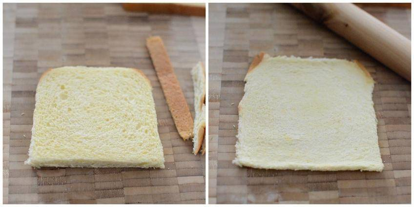 French Toast Roll-Ups ou la Brioche Perdue Roulée