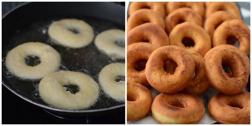 Donuts, étape 2