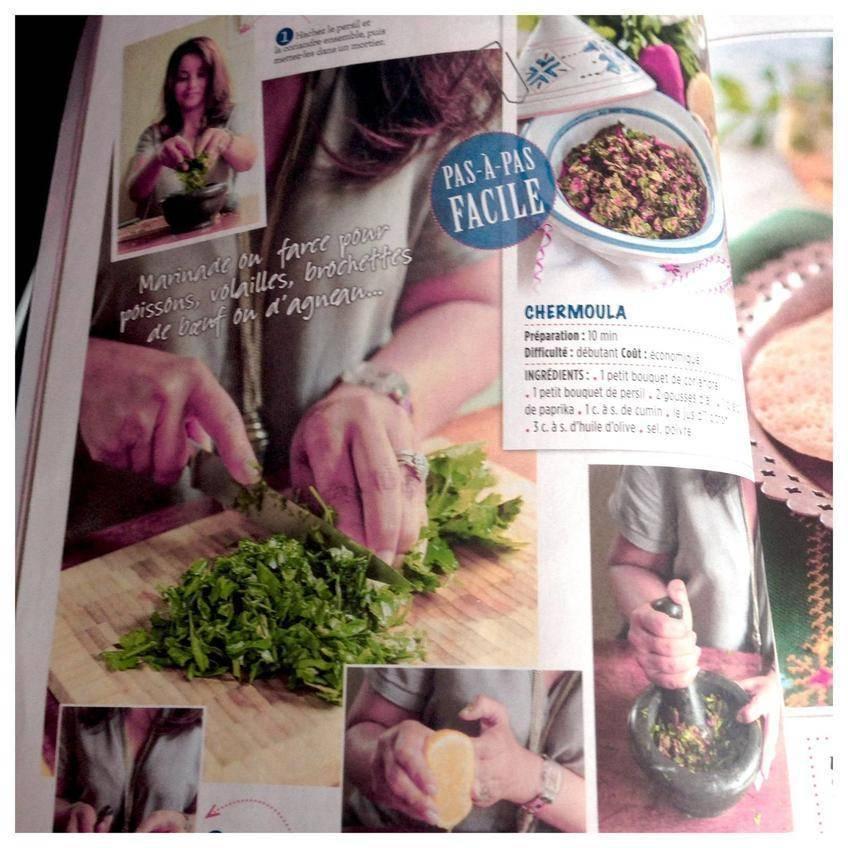 Paprikas sur le Magazine 750 grammes