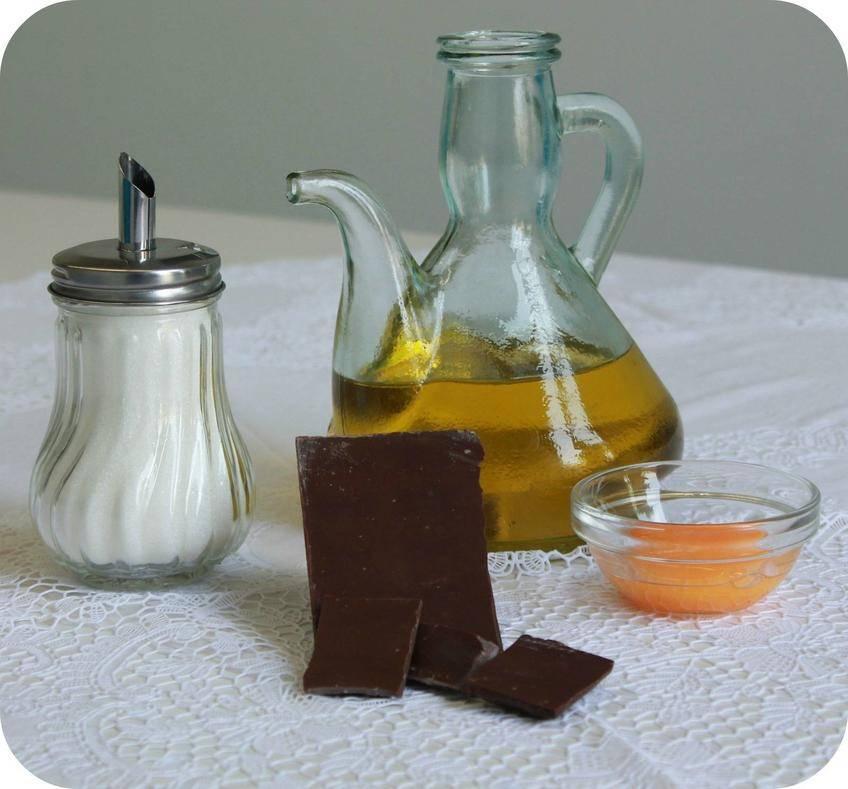 La Mousse au Chocolat à l'Huile d'Olive