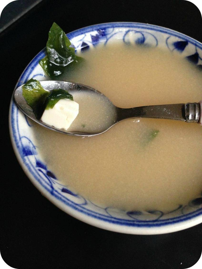 La Soupe Miso et une Carafe Brita à Gagner