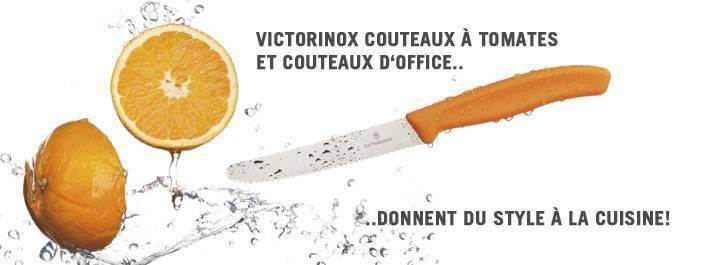 Le ou la Gagnant(e) des couteaux Victorinox...