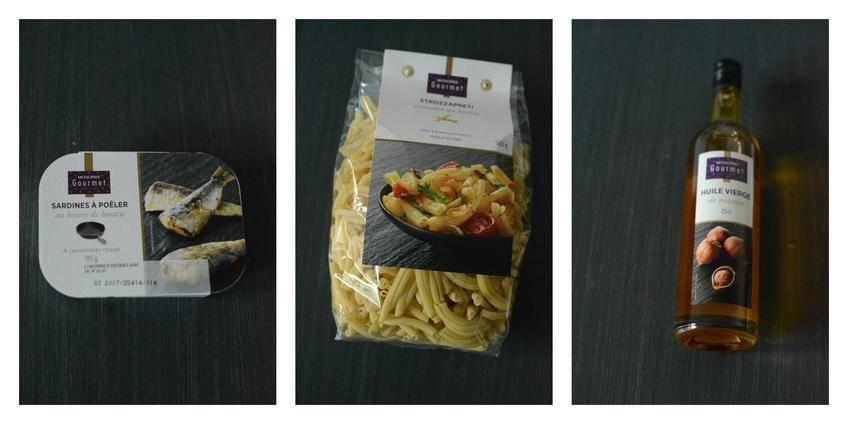 "Monoprix Gourmet ""Une Box Gourmande à Gagner"""