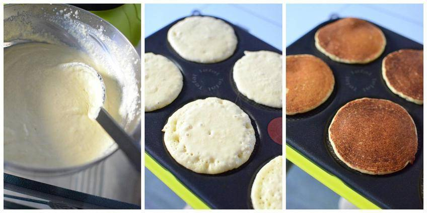 Pancake à la Semoule