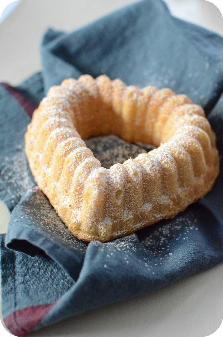 Angel Cake au Citron