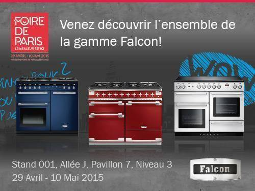 falcon la foire de paris paprikas. Black Bedroom Furniture Sets. Home Design Ideas