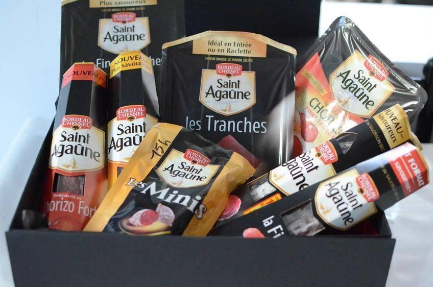 Tartines Apéritives et une Box Saint Agaûne à Gagner