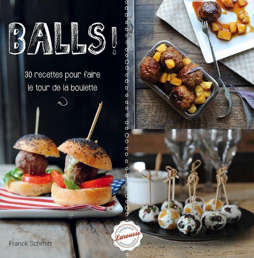Balls ! Au poulet, Coriandre et Cumin