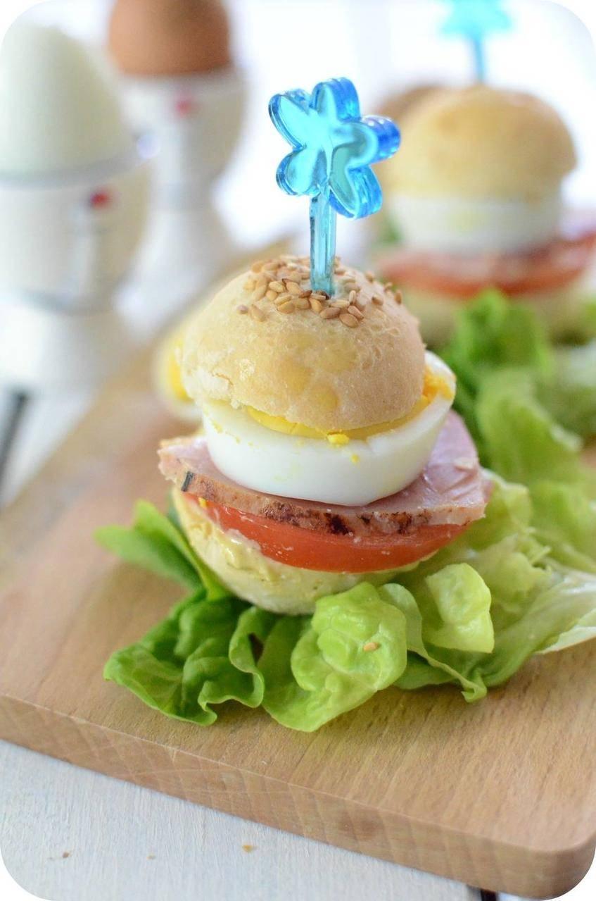 Mini-Burger à la Coppa