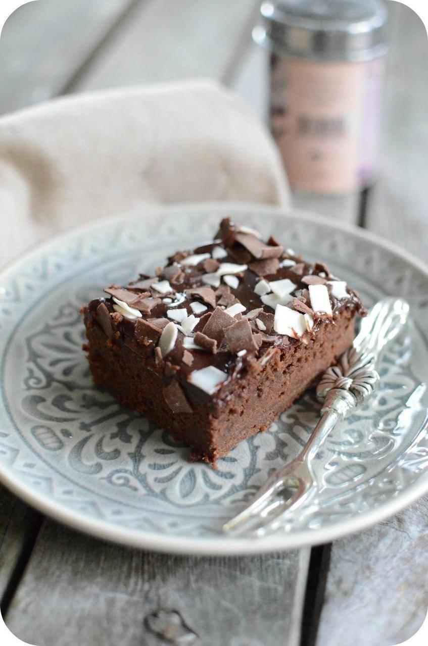 Gâteau au Chocolat d'Anniversaire Express