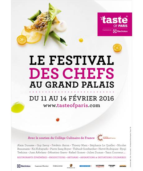 4 Pass Premium à Gagner pour Taste of Paris