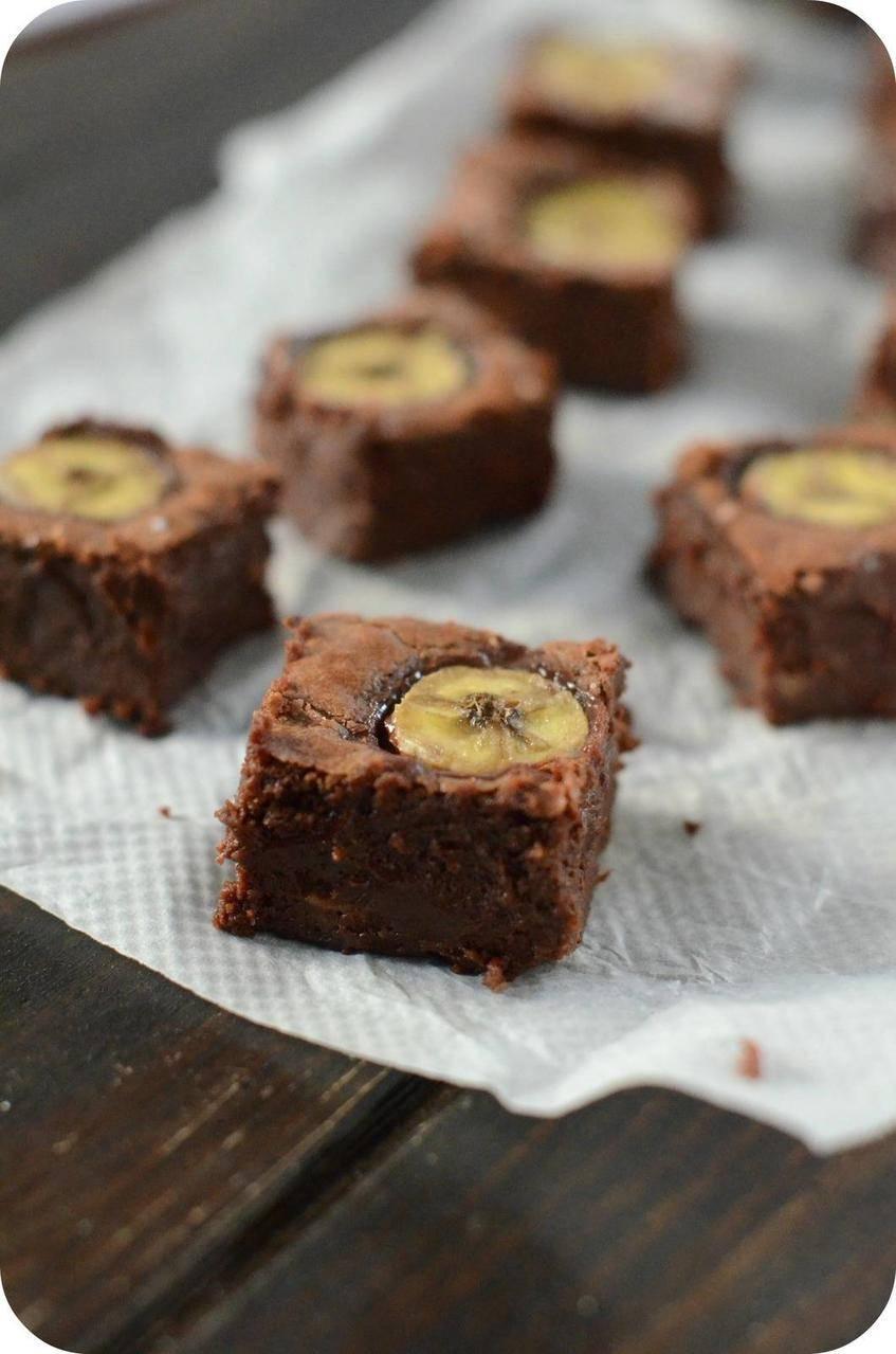 Brownies à la Banane
